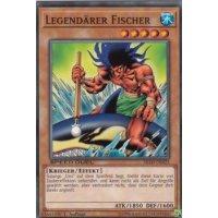 Legendärer Fischer