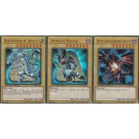 Legendary Collection 1 - Yugi, Kaiba und Joeys Ace Monster