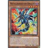 Metallrakketen-Drache