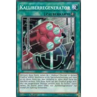 Kalliberregenerator