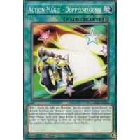 Action-Magie - Doppelneigung