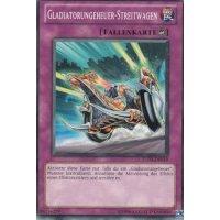 Gladiatorungeheuer-Streitwagen