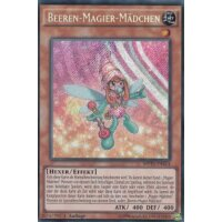 Beeren-Magier-Mädchen