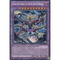 Crimson Nova-Dreiheit der finstere kubische Herrscher
