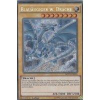 Blauäugiger w. Drache (Secret Rare)