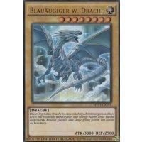 Blauäugiger w. Drache (Ultra Rare)