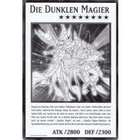 Die Dunklen Magier (XXL Jumbo-Karte)