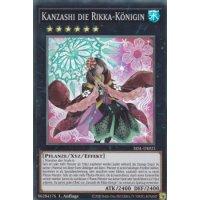 Kanzashi die Rikka-Königin