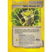 Blitz-Würfel 01 127/147 BESPIELT