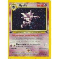Alpollo 6/62 1. Edition HOLO BESPIELT