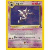 Alpollo 21/62 1. Edition BESPIELT