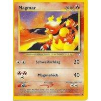 Magmar 40/111 1. Edition BESPIELT