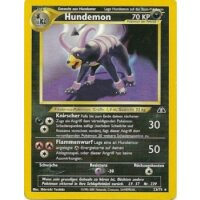 Hundemon 23/75 1. Edition BESPIELT
