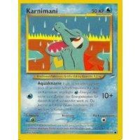 Karnimani 85/105 1. Edition BESPIELT