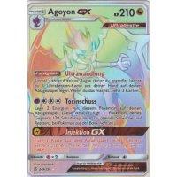 Agoyon-GX rot 249/236 RAINBOW