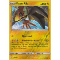 Kapu-Riki 69/236 REVERSE HOLO