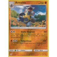 Armaldo 112/236 REVERSE HOLO