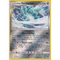 Alola-Sandamer 138/236 REVERSE HOLO