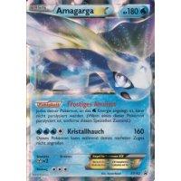 Amagarga-EX XY102 HOLO OVERSIZED/ÜBERGROß