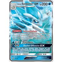 Alola-Sandamer-GX SM236 PROMO