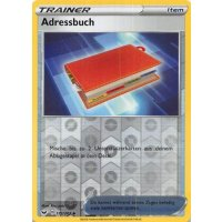 Adressbuch 172/202 REVERSE HOLO
