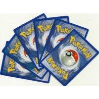 100 Pokemon Karten SPARSET *deutsch* (95 Kreis/ Karo, 3 Stern, 2 Holos)