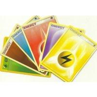 120 Energiekarten (jede Basisenergie 20x)