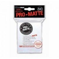 Ultra Pro Sleeves Pro-Matte Non-Glare: White (50 Hüllen)