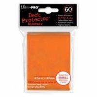 Ultra Pro Sleeves Orange (60 Hüllen) mini