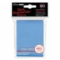 Ultra Pro Sleeves Hellblau (60 Hüllen) mini