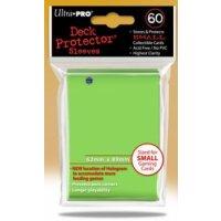 Ultra Pro Sleeves Neongrün (60 Hüllen) mini