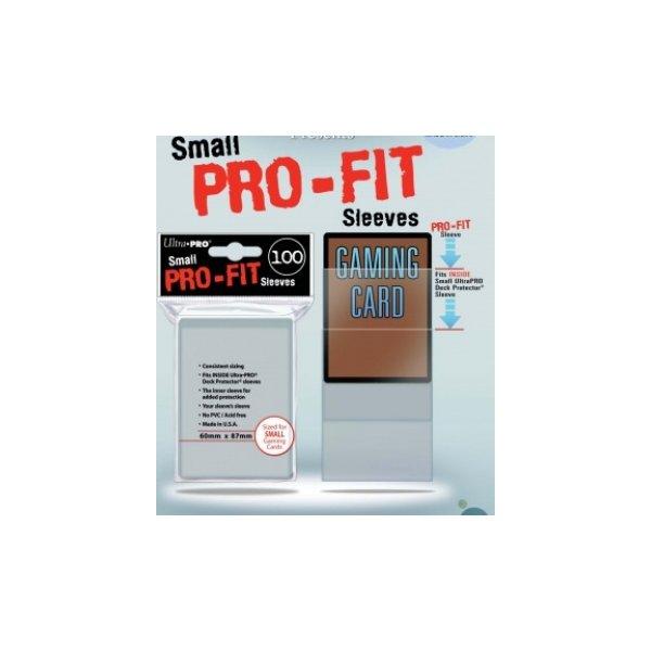 Ultra Pro Sleeves PRO-FIT (innere Hüllen)
