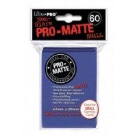 Ultra Pro Sleeves Pro-Matte: Blau matt (60 Hüllen) mini