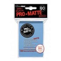 Ultra Pro Sleeves Pro-Matte: Hellblau matt (60 Hüllen) mini