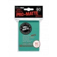 Ultra Pro Sleeves Pro-Matte: Aqua matt (60 Hüllen) mini