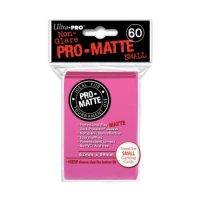 Ultra Pro Sleeves Pro-Matte: Helles Pink matt (60 Hüllen) mini