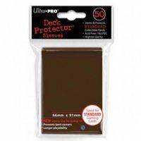 Ultra Pro Sleeves Brown (50 Hüllen)