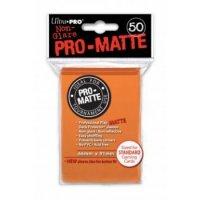Ultra Pro Sleeves Pro-Matte Non-Glare: Orange (50 Hüllen)