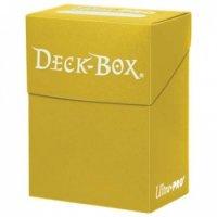 Ultra Pro Deck Box Yellow (Gelb)
