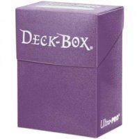Ultra Pro Deck Box Purple (Lila)