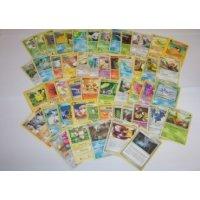 100 Pokemon Karten SPARSET *englisch* (95 Kreis/ Karo, 3 Stern, 2 Holos)