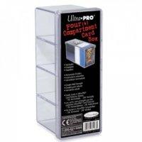 Ultra Pro 4 Compartment Storage Box