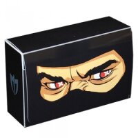 Max Protection Magnetic Double Deck Armor Box Ninja (für 2 Decks)