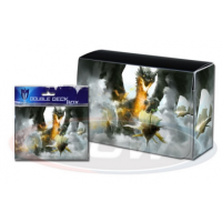 Max Protection Magnetic Double Deck Armor Box Ambush Dragon (für 2 Decks)
