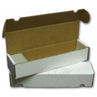 BCW Pappkarton für 1140 Karten (BCW 800 Count)