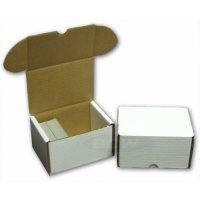 BCW Pappkarton für 400 Karten (BCW 330 Count)