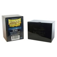 Dragon Shield 100+ Gaming Deck Box Black (extrem robust!)