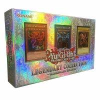 Yu-Gi-Oh Legendary Collection 1 - Board Game Edition (deutsch)