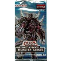 Battle Pack 3: Monster League - Booster - deutsch - 1. Auflage