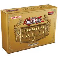 Yu-Gi-Oh Premium Gold 2 Pack (englische Version mit 15 Karten)